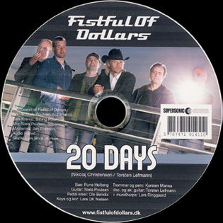 20 days single cd