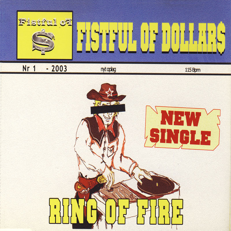 Ring Of Fire EP